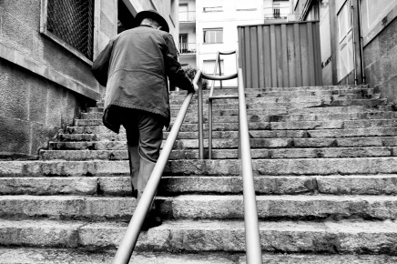 Stairs (Ourense, 2016)