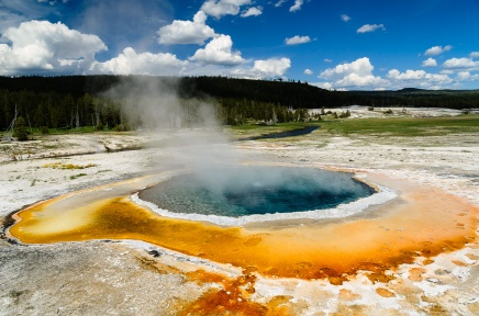 Yellowstone, 2017